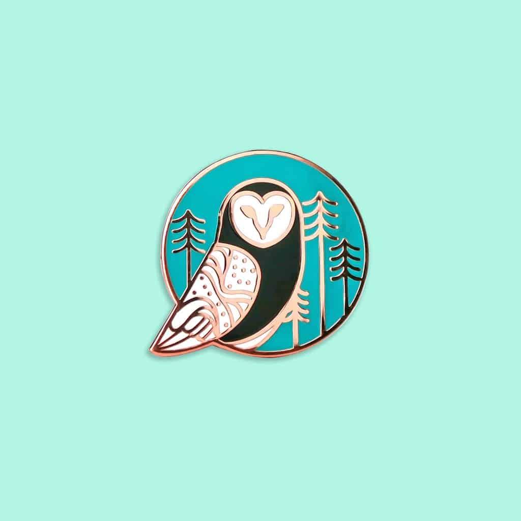 Enamel Pins – Marissa Cuevas | Artist & Illustrator